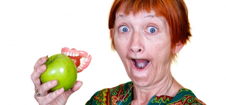 Three Most Common Kinds of Complete Dentures