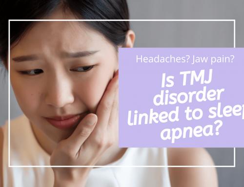 Is TMJ Disorder Linked to Sleep Apnea?