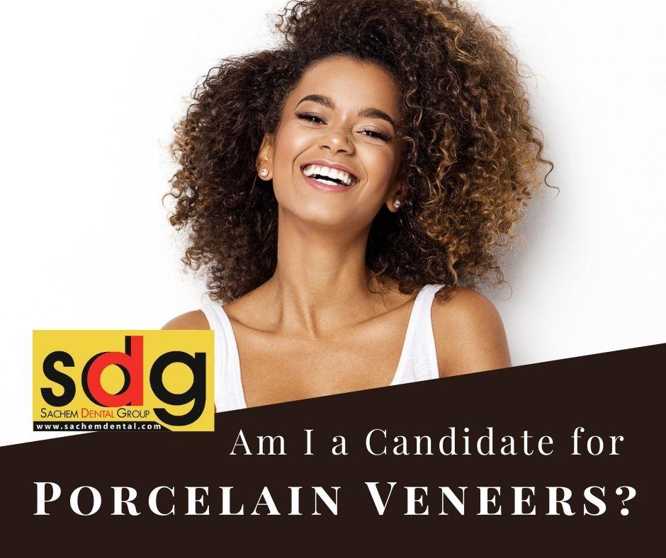 candidate for dental veneers