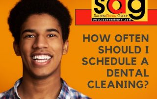 schedule a dental cleaning in Long Island